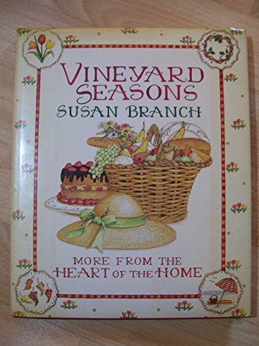 9780747503002: Vineyard Seasons. More From the Heart of the Home