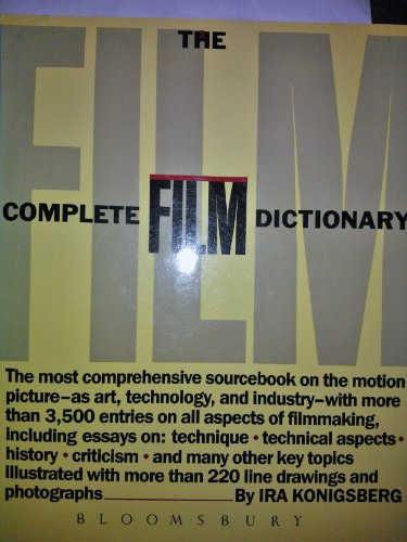 9780747503026: The Complete Film Dictionary