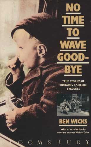9780747503774: No Time to Wave Goodbye