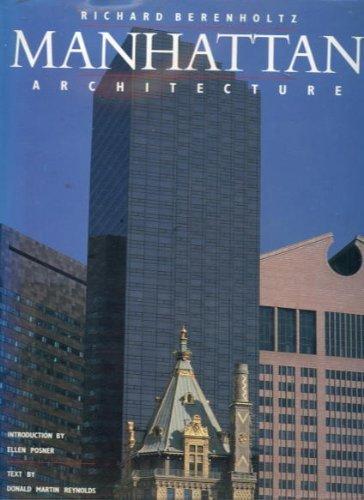 Manhattan Architecture: Richard Berenholtz