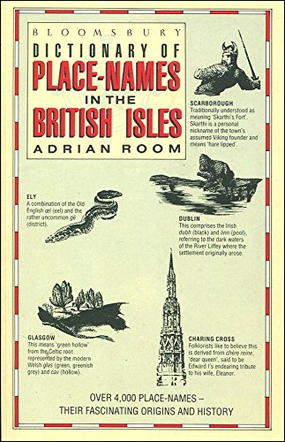 9780747505051: Dictionary of Place-Names in the British Isles