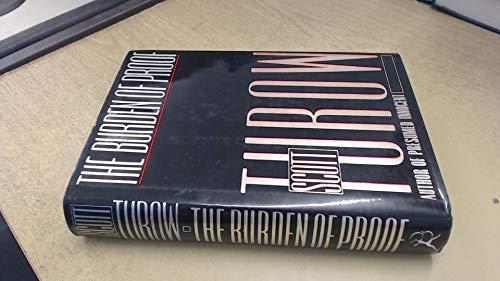 9780747506737: The Burden of Proof