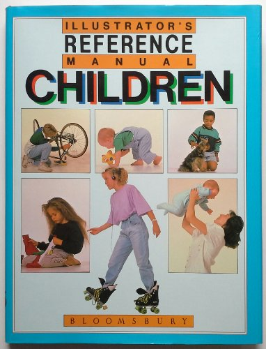 9780747506843: Illustrator's Figure Reference Manual: Children