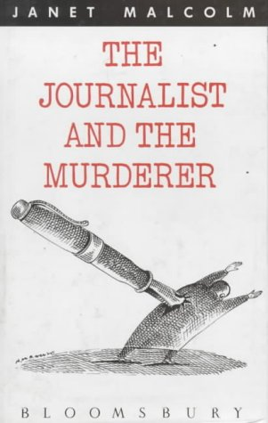 9780747507598: THE JOURNALIST AND THE MURDERER.