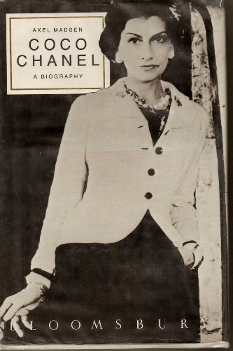37704e096d9 Coco Chanel A Biography by Madsen