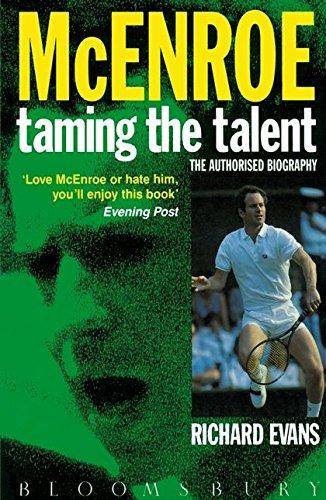 9780747508724: John McEnroe: Taming the Talent