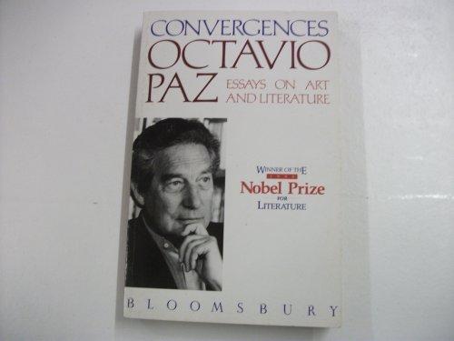 9780747509196: Convergences: Essays on Art and Literature