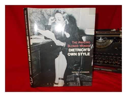 9780747510321: Amazing Blonde Woman Dietrichs Own Style