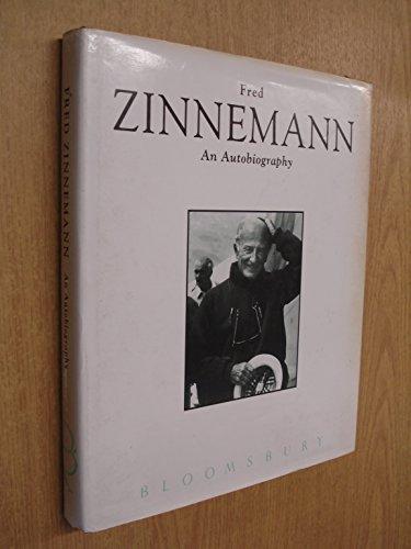 9780747511311: Fred Zinnemann: An Autobiography