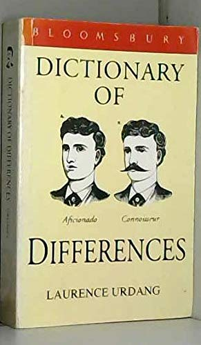 9780747512226: Dictionary of Differences