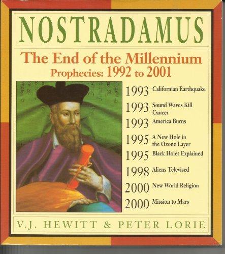 9780747515265: Nostradamus: The End of the Millennium