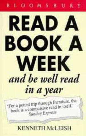 Read a Book a Week (0747516782) by McLeish, Kenneth