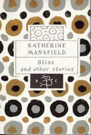 9780747517412: Bliss and Other Stories