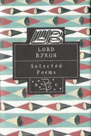 9780747517719: Selected Poems of Lord Byron