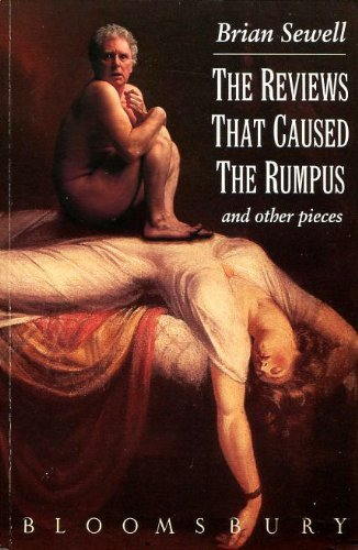 9780747518723: Reviews That Caused the Rumpus: And Other Pieces