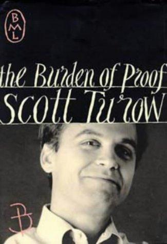 9780747519263: Burden of Proof (Bloomsbury Modern Library)