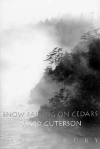 Snow Falling on Cedars- SIGNED FIRST EDITION: Guterson, David