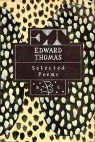 9780747522607: Edward Thomas: Selected Poems (Poetry Classics)