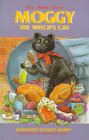 Moggy, the Witch's Cat (Attic Toys) (9780747522645) by Barry, Margaret Stuar