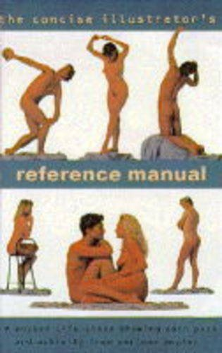 9780747523062: The Concise Illustrator's Reference Manual: Nudes (Illustrator's Reference Manual)