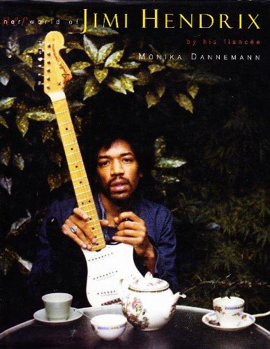 9780747523147: The Inner World of Jimi Hendrix