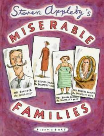 9780747523505: Steven Appleby's Soap Opera Book Miserable Families
