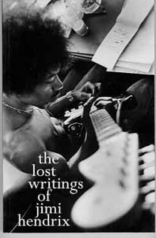 9780747523550: The Lost Writings of Jimi Hendrix