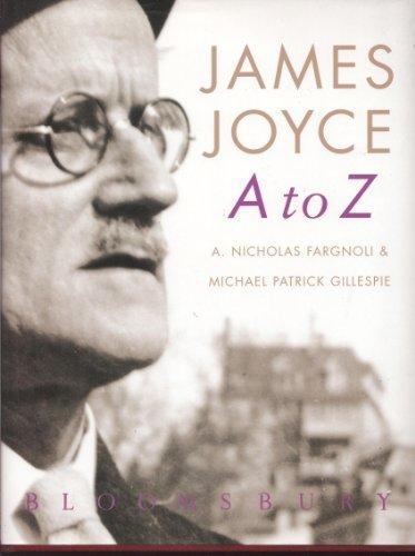 James Joyce A-Z. By A. Nicholas Fargnoli: FARGNOLI, A. Nicholas