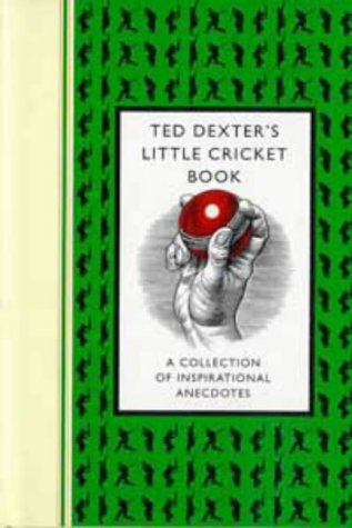 9780747525349: The Little Cricket Book