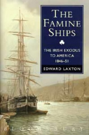 9780747525356: Famine Ships: Irish Exodus to America, 1846-51