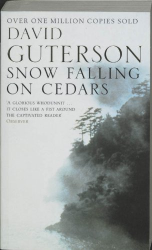 an analysis of the book snow falling on cedars Summary and reviews of snow falling on cedars by david guterson, plus links  to a book excerpt from snow falling on cedars and author biography of david.