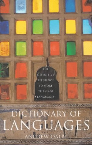 9780747531180: Dictionary of Languages