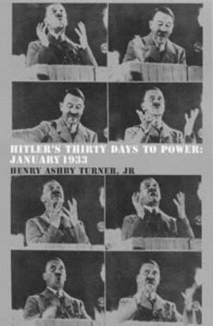 9780747531715: Hitler: Thirty Days to Power