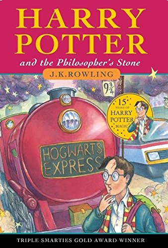 Harry Potter and the Philosopher's Stone [6th Canadian hardcover printing]