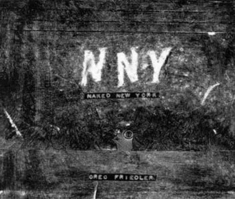 9780747533269: Naked New York.