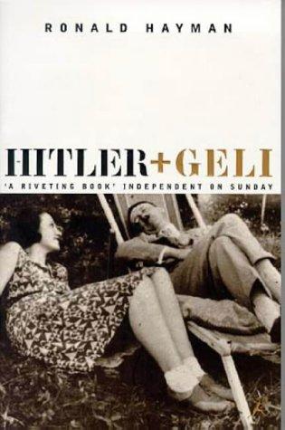 9780747535126: Hitler and Geli