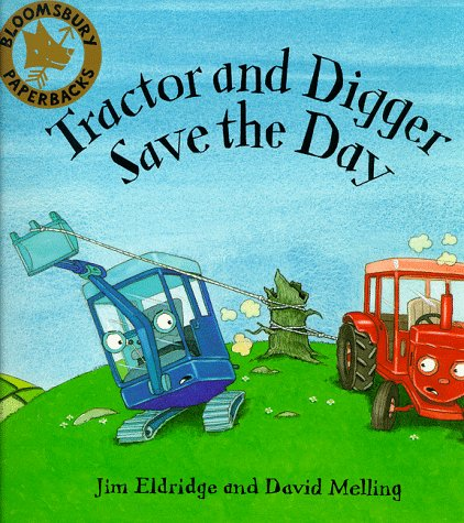 9780747537960: Tractor and Digger