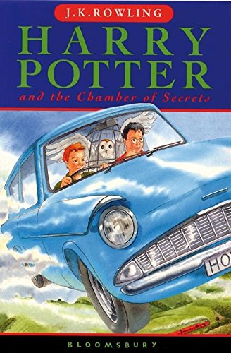 Harry Potter and the Chamber of Secrets: J.K. Rowling
