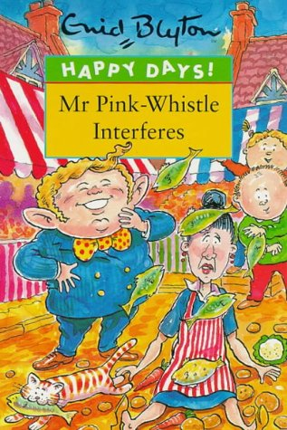 Mr. Pink-Whistle Interferes