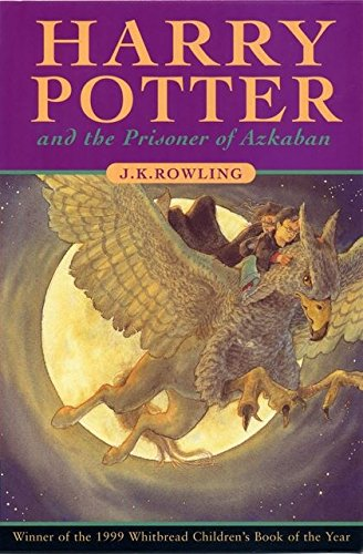 Harry Potter and the Prisoner of Azkaban (0747542155) by J. K. Rowling