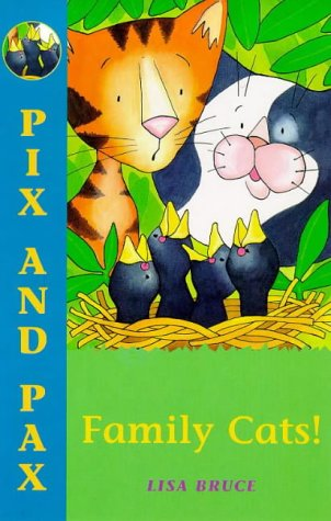 9780747542506: Family Cats