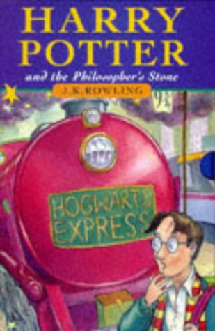 9780747543350: The Harry Potter Gift Set: Harry Potter and the Philosopher's Stone [and] Harry Potter and the Chamber of Secrets, 2 Volumes