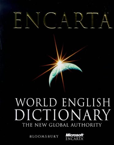 9780747543718: Encarta Dictionary With Cd Rom