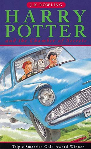 Harry Potter and the Chamber of Secrets (Bloomsbury Paperbacks)