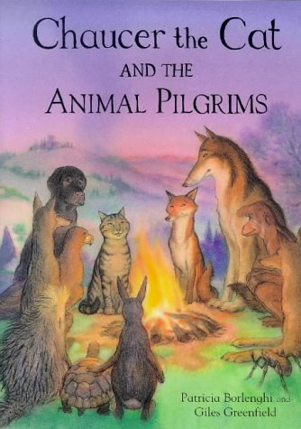 9780747544913: Chaucer the Cat and the Animal Pilgrims