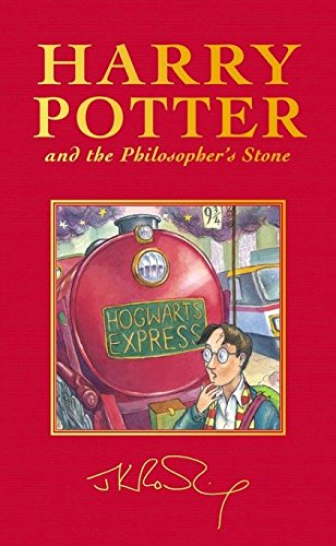 9780747545729: Harry Potter and the Philosopher's Stone, Deluxe British Edition