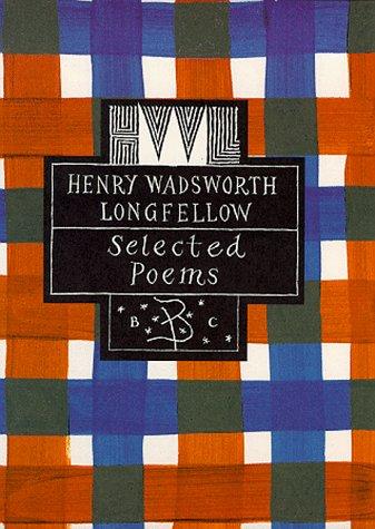 9780747546863: Henry Wadsworth Longfellow (Poetry Classics)