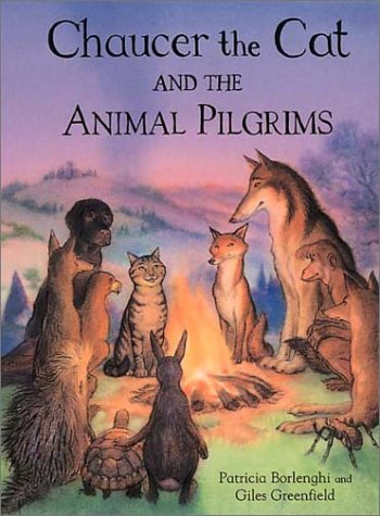 9780747547907: Chaucer the Cat and the Animal Pilgrims