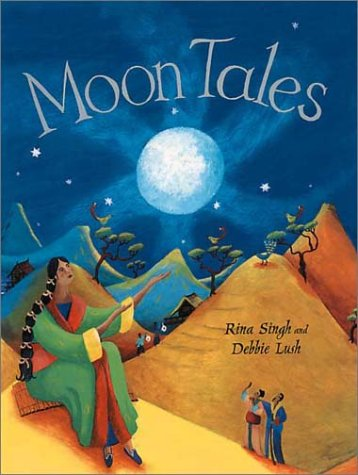 9780747547952: Moon Tales: Myths of the Moon from Around the World (Bloomsbury paperbacks)