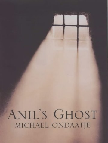 Anil's Ghost-SIGNED AND DATED: Ondaatje, Michael